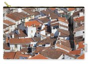 Orange Roofs Carry-all Pouch