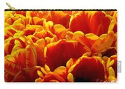 Orange Sea Carry-all Pouch