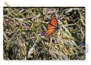Orange Swallowtail Carry-all Pouch