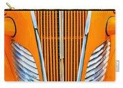 Orange Terraplane Carry-all Pouch