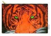 Orange Tiger Carry-all Pouch