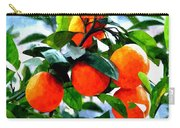 Orange Tree In Springtime  Carry-all Pouch