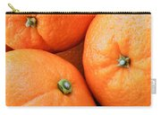 Orange Trio Carry-all Pouch