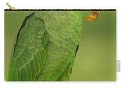 Orange-winged Parrot Amazonian Ecuador Carry-all Pouch