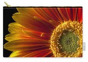 Orange Yellow Mum Close Up Carry-all Pouch