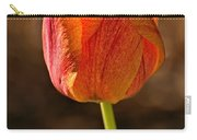 Orange/yellow Tulip Carry-all Pouch