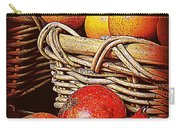 Oranges And Persimmons Carry-all Pouch