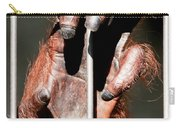 Orangutan Hand Close-up Carry-all Pouch