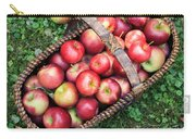 Orchard Fresh Picked Apples Carry-all Pouch