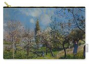 Orchard In Spring Carry-all Pouch