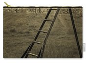 Orchard Ladder Carry-all Pouch by Edward Fielding