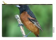 Orchard Oriole Icterus Spurius Adult Carry-all Pouch