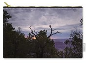 Orchestrating A Sunset At The Grand Canyon Carry-all Pouch