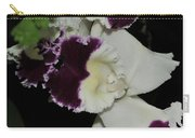 orchid 220 Cattleya Moscombe 'The King'  2 of 3 Carry-all Pouch