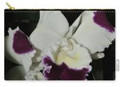 orchid 221 Cattleya Moscombe 'The King'  1 of 3 Carry-all Pouch
