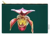 Orchid Alone Carry-all Pouch