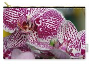 Orchid Art Carry-all Pouch