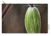 Orchid Bud Carry-all Pouch