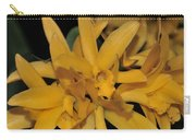 Orchid Cattleya Golden Sparkle 231 Carry-all Pouch