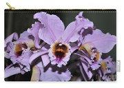 Orchid Cattleya Percivaliana Christmas Cattleya Carry-all Pouch