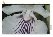 Orchid Cochleanthes Aromatica  Menehune Carry-all Pouch