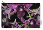 Orchid Dendrobium Lavender Star 204 Carry-all Pouch
