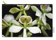 Orchid Encyclia Fragrans Carry-all Pouch