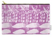 Orchid Fields Carry-all Pouch