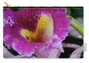 Orchid Heart And Soul Carry-all Pouch
