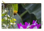 Orchid In Bloom Carry-all Pouch