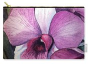 Orchid Carry-all Pouch