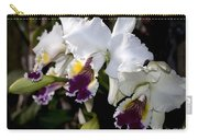 Orchid Laeliocattleya Lucie Hausermann With Buds 4074 Carry-all Pouch