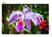 Orchid Life Carry-all Pouch