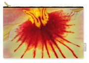 Orchid Of Color Carry-all Pouch