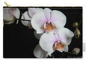 Orchid Portrait Carry-all Pouch