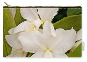Orchid Sophronitis Carry-all Pouch