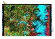 Oregon Cascades Nasa Satellite Carry-all Pouch