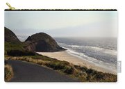 Oregon Coast And Fog Carry-all Pouch