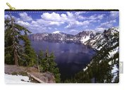 Oregon Crater Lake  Carry-all Pouch