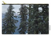 Oregon Crater Lake Panoramic Carry-all Pouch