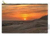 Oregon Dunes Sunset Carry-all Pouch