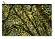 Oregon Rainforest Green Carry-all Pouch