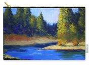 Oregon River Landscape Carry-all Pouch