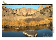 Oregon River Rock Reflections Carry-all Pouch