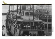 Oregon Steamboat, C1906 Carry-all Pouch