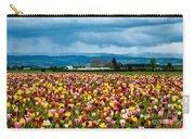 Oregon Tulip Farm - Willamette Valley Carry-all Pouch