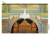 Organ And Ceiling Carry-all Pouch