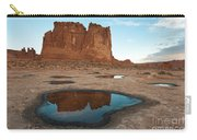 Organ Formation, Arches National Park Carry-all Pouch