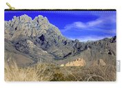 Organ Mountain Frosty Top Carry-all Pouch
