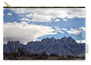 Organ Mountain Landscape Carry-all Pouch